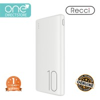 Recci Mobile Power Bank 10000mAh - Upper