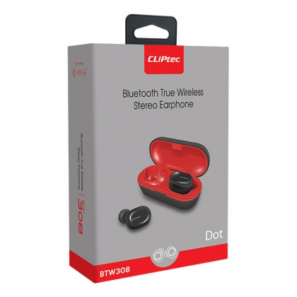 CLiPtec DOT Bluetooth True Wireless Stereo Earphone BTW308