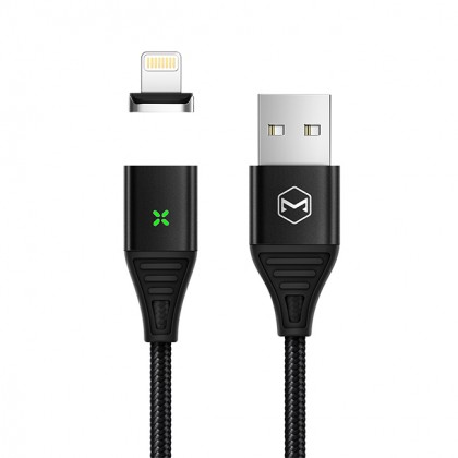Mcdodo Storm Series 3A Magnetic Lightning Cable 1.2M CA631