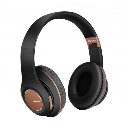 CLiPtec AIR-ROXY Bluetooth 5.0 Wireless Stereo Headset BBH507