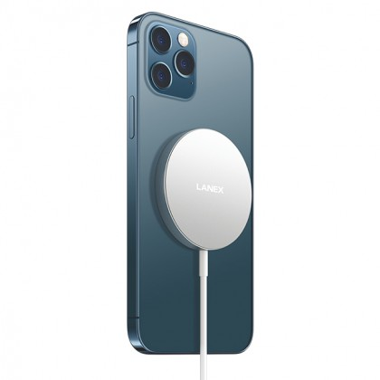 Lanex 15W Magnetic Wireless Charger - LCW 02