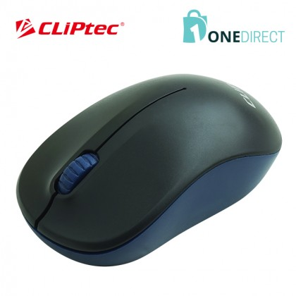 CLiPtec 1200dpi 2.4GHz Wireless Optical Mouse M853