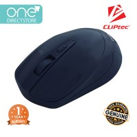 CLiPtec VELOCITY 1600dpi 2.4Ghz Wireless Optical Mouse RZS858